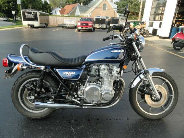 1977 Kawasaki Kz1000 Ltd Motorcycles for sale