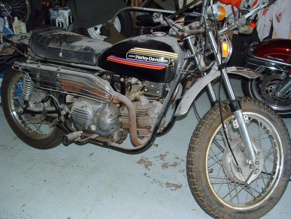 1973 Harley-Davidson SPRINT