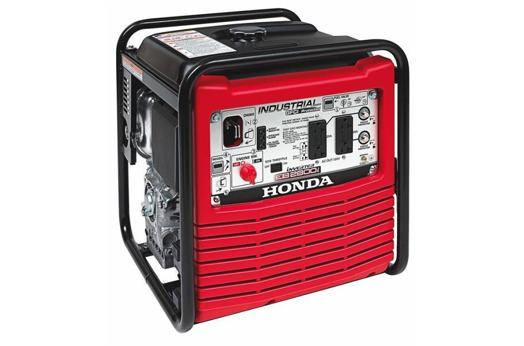 2017 Honda Power Equipment EB2800i