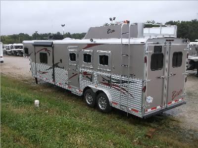 2014 Bison Traveller 8315LQ Fifthwheel For Sale