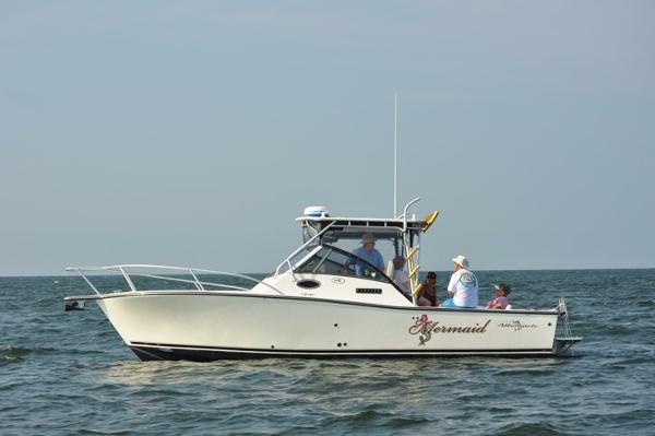 2003 Albemarle 285 Express Fisherman
