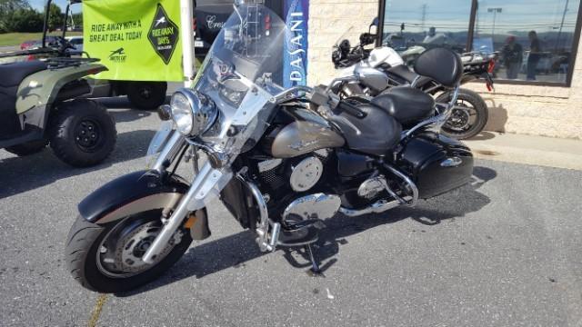 2007 Kawasaki VN1600-D Nomad