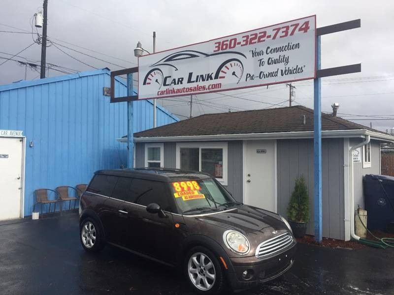 2009 MINI Cooper Clubman Base 3dr Wagon