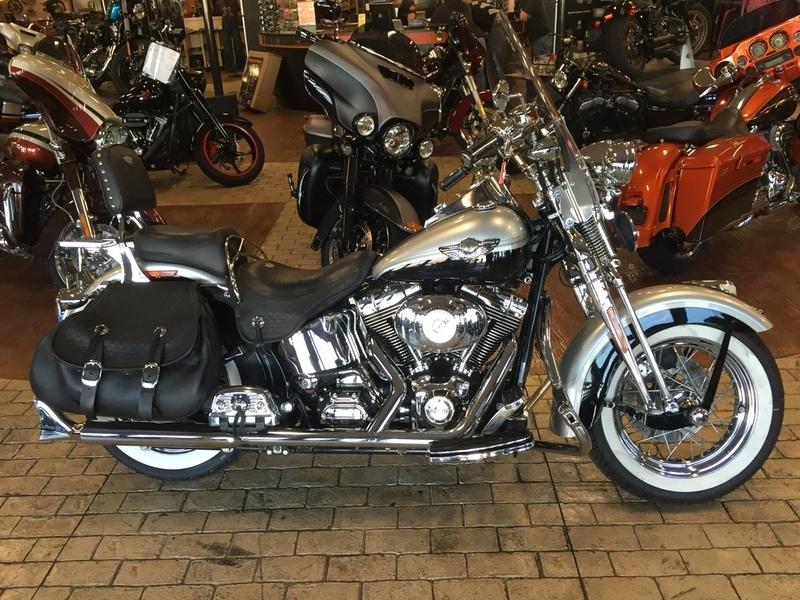 2003 Harley-Davidson FLSTSI Softail Heritage Springer Classic