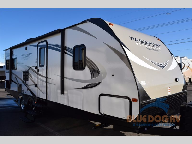 2017 Keystone Rv Passport 2520RLWE Grand Touring