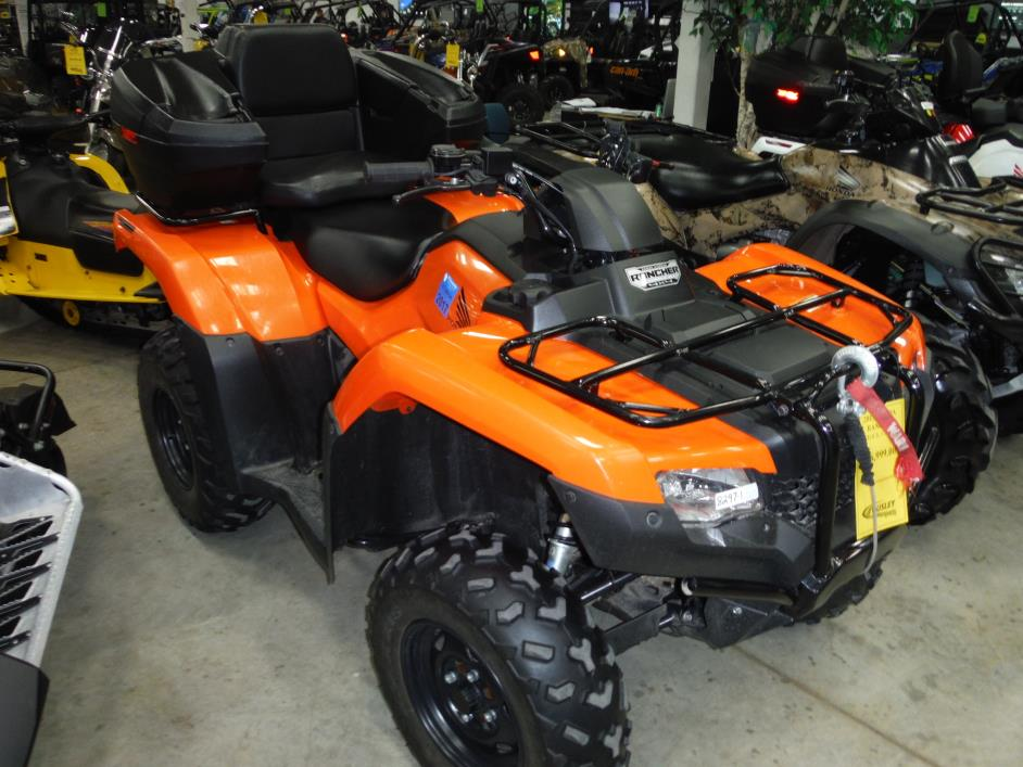 Honda fourtrax rancher 4x4 power steering motorcycles for sale for Honda 420 rancher for sale