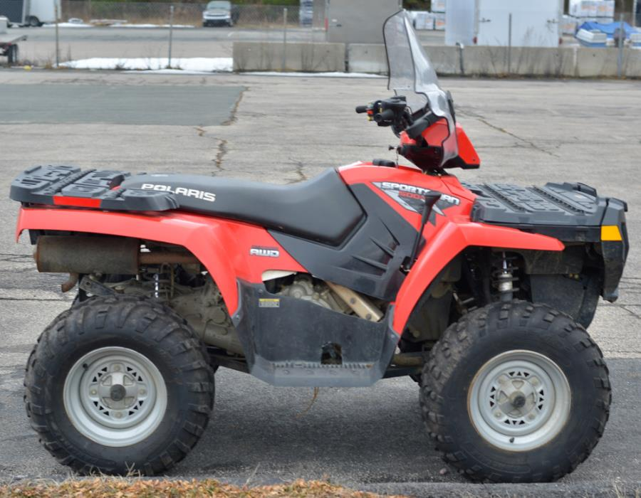 2008 Polaris Sportsman 500 HO