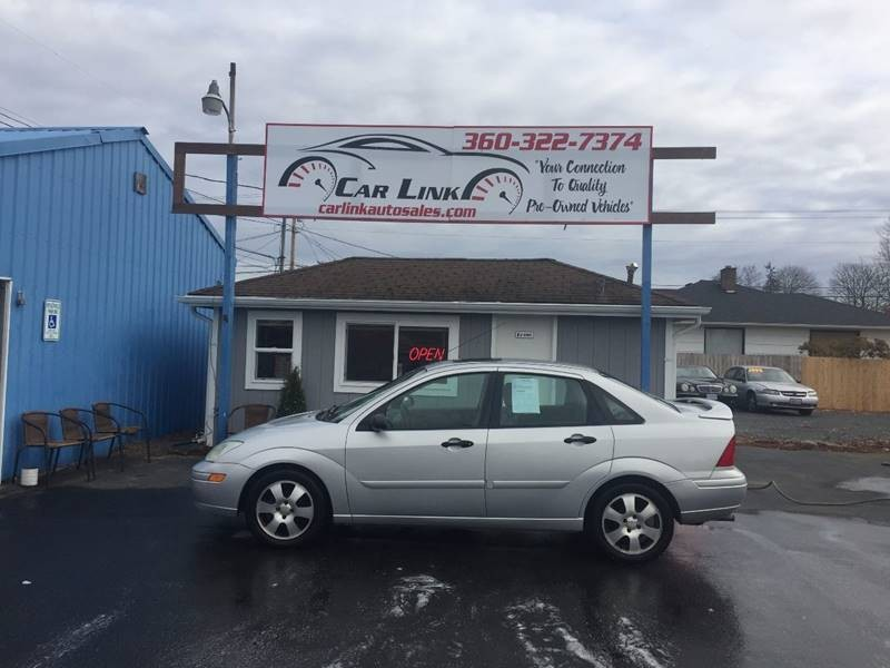 2002 Ford Focus ZTS 4dr Sedan