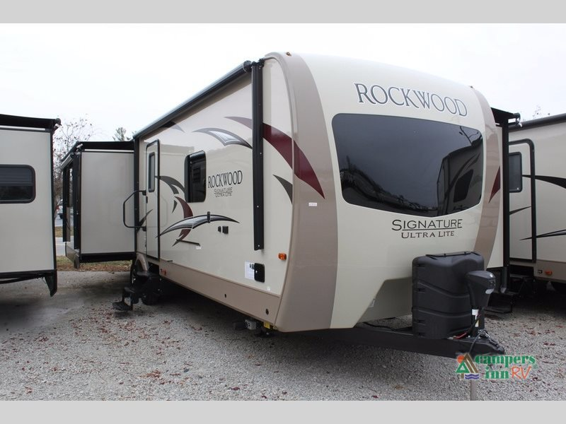2017 Forest River Rv Rockwood Signature Ultra Lite 8329SS