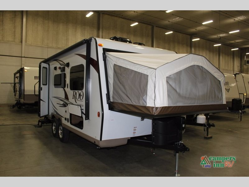 2017 Forest River Rv Rockwood Roo 19