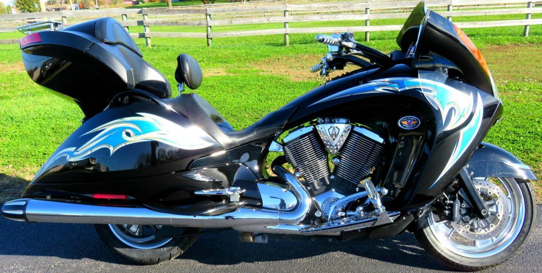 arlen ness victory vision motorcycles for sale. Black Bedroom Furniture Sets. Home Design Ideas