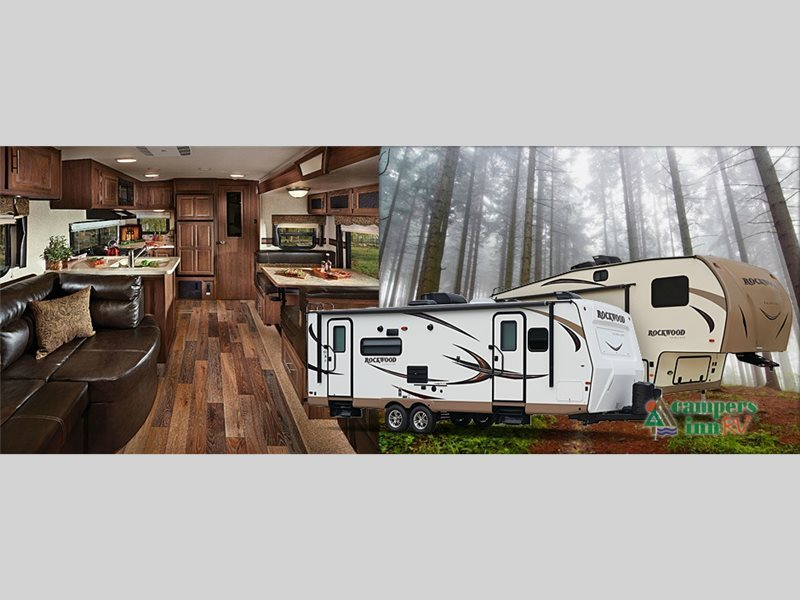 2017 Forest River Rv Rockwood Ultra Lite 2604WS