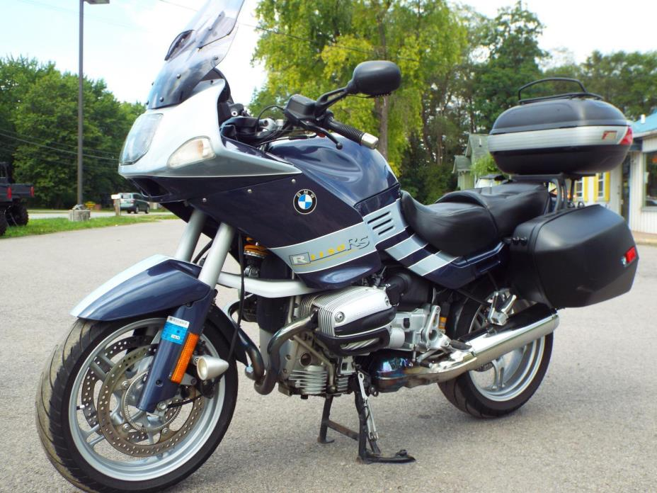 2003 BMW R 1150 RS