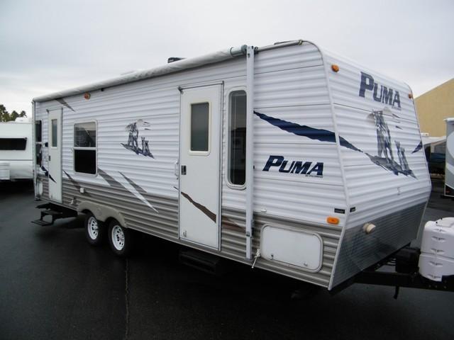 2007 Puma 25RS