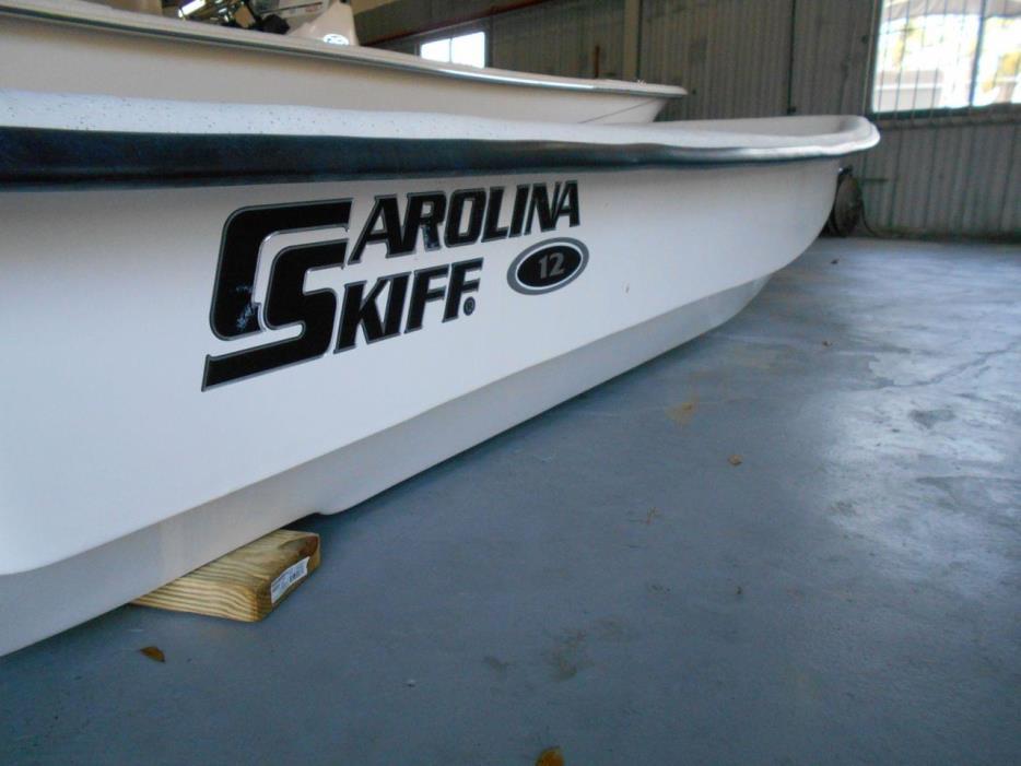 2014 carolina-skiff 1250 J KIT