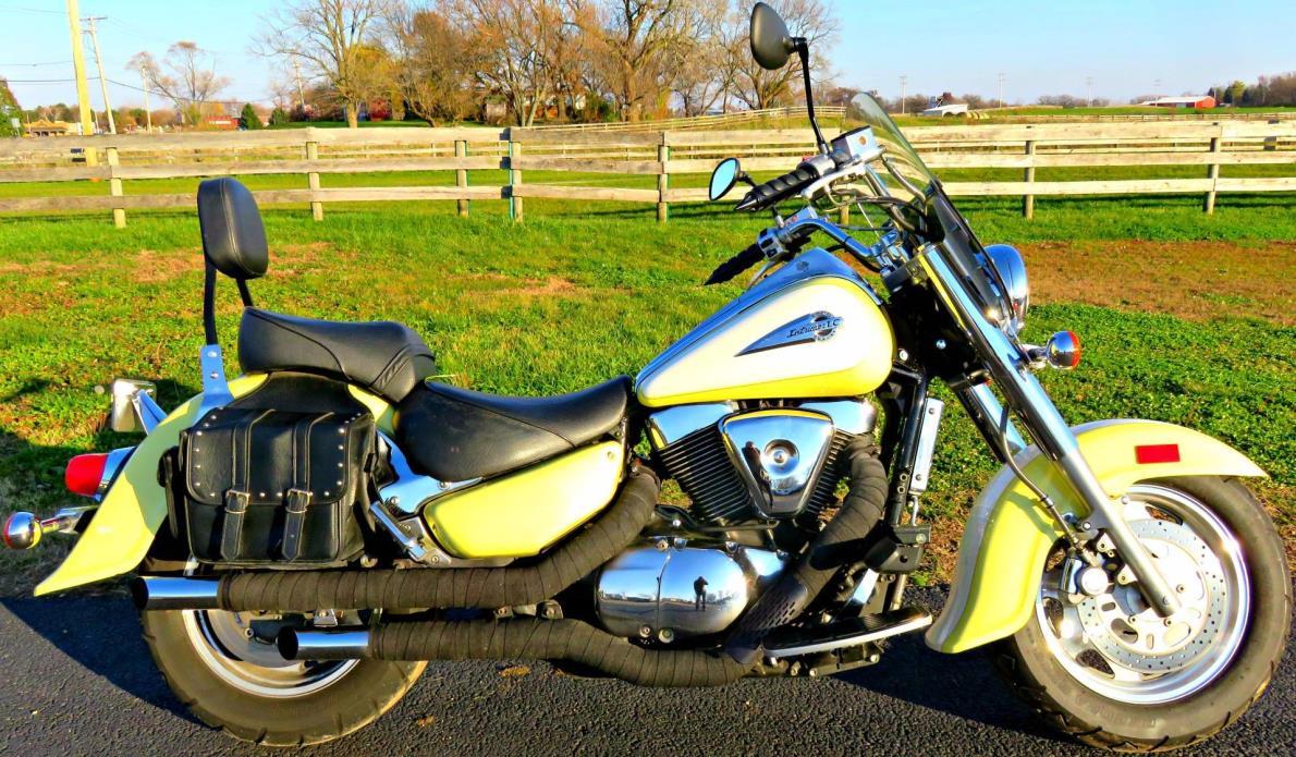 1998 Suzuki Intruder 1400 1400 Custom for sale on 2040-motos