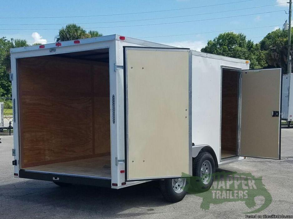 7 X 14 Enclosed Trailer Vehicles For Sale