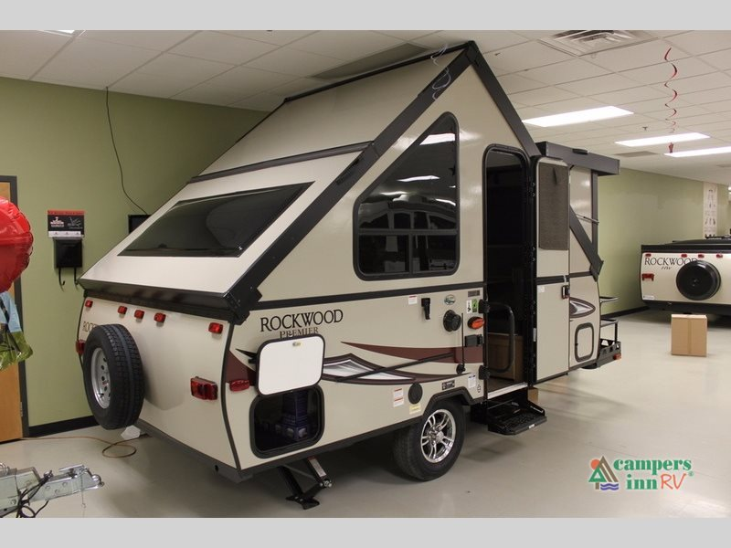 2017 Forest River Rv Rockwood Hard Side Series A122BH