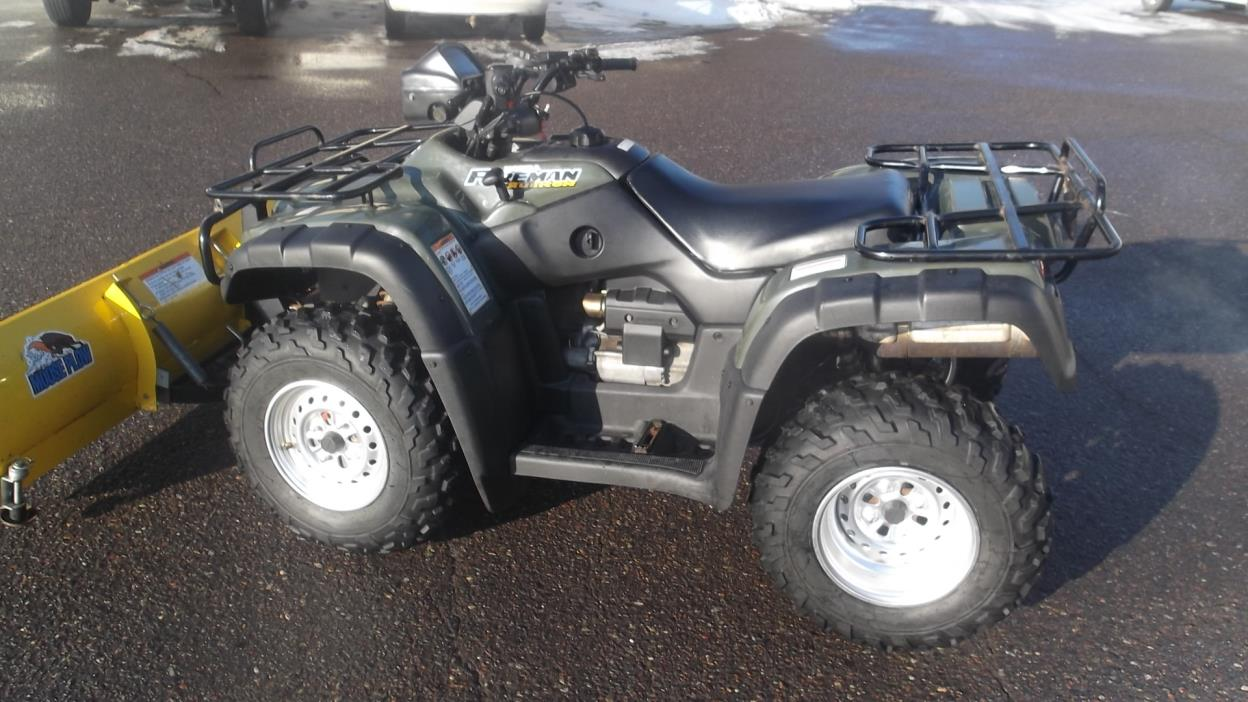 Honda Rubicon 500 Motorcycles for sale