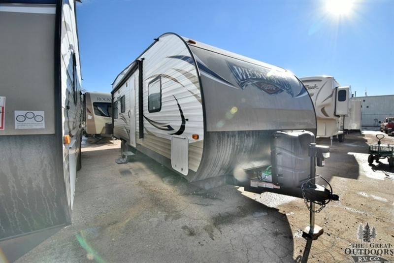 Forest River Wildwood X Lite West 251ssxl Rvs For Sale In