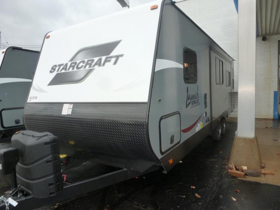 2017 Starcraft Launch Ultra Lite 26RLS