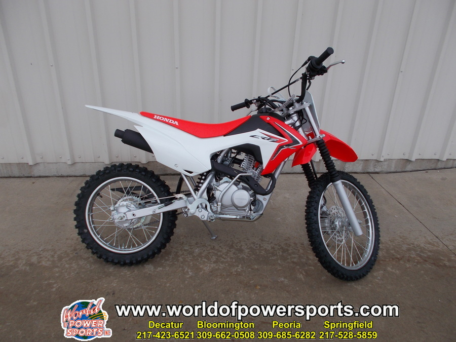 honda crf 125 f motorcycles for sale in decatur illinois. Black Bedroom Furniture Sets. Home Design Ideas