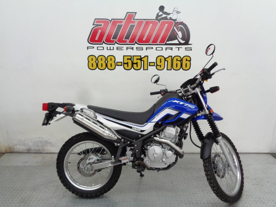Yamaha xt250 motorcycles for sale in tulsa oklahoma for Yamaha motorcycles okc