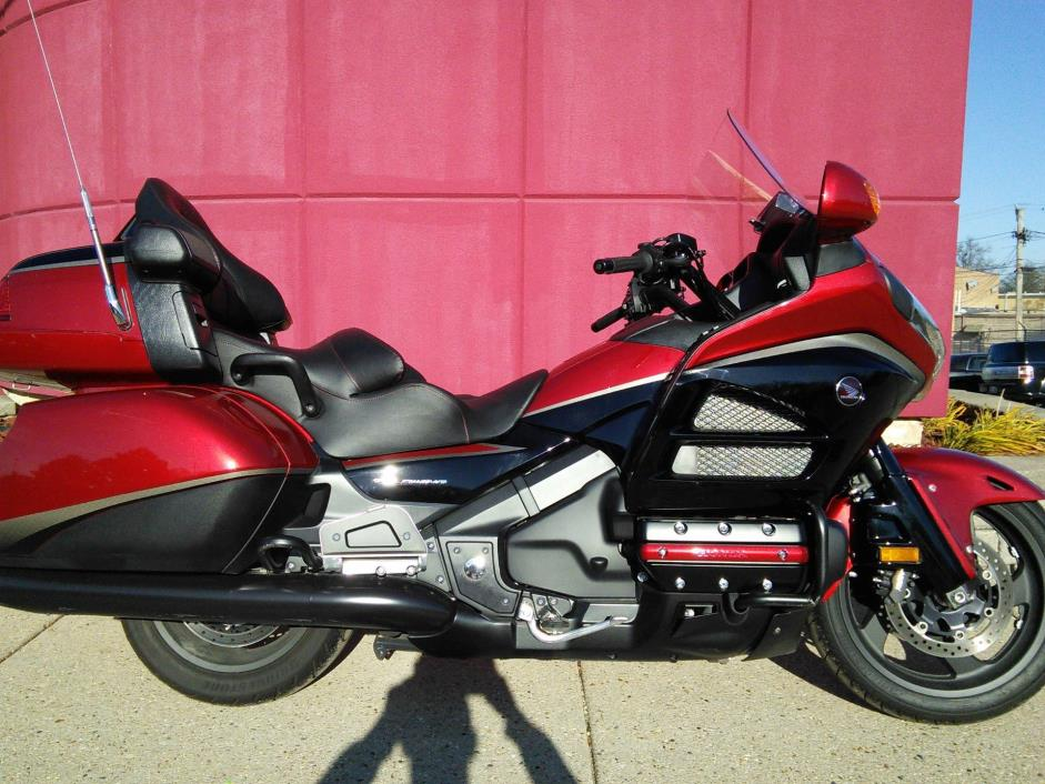 Honda gold wing motorcycles for sale in des plaines illinois for Honda des plaines