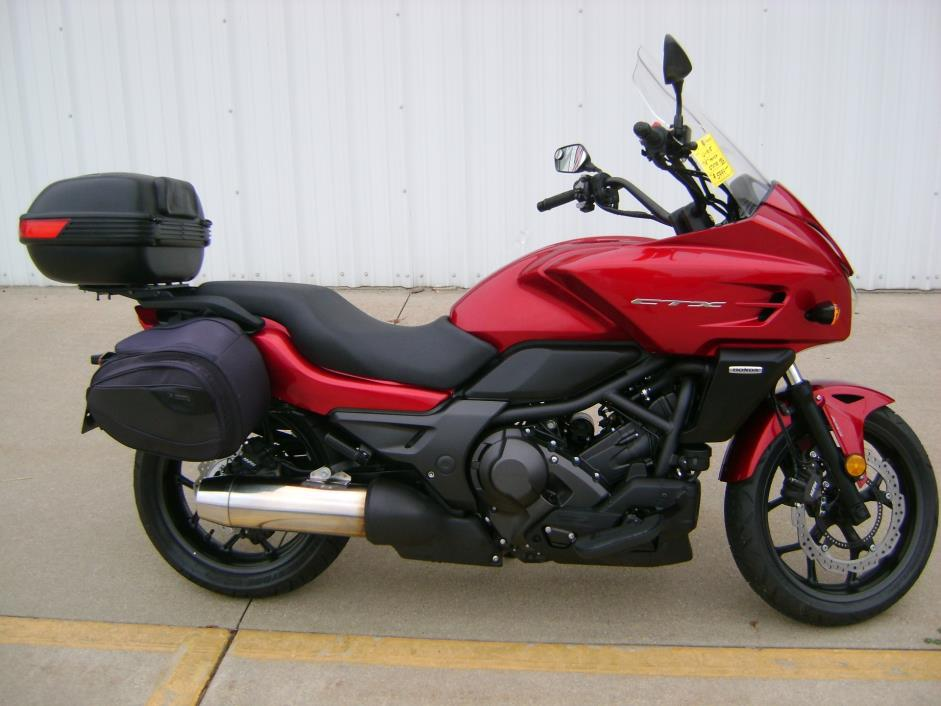 honda ctx700 dct abs motorcycles for sale in illinois. Black Bedroom Furniture Sets. Home Design Ideas