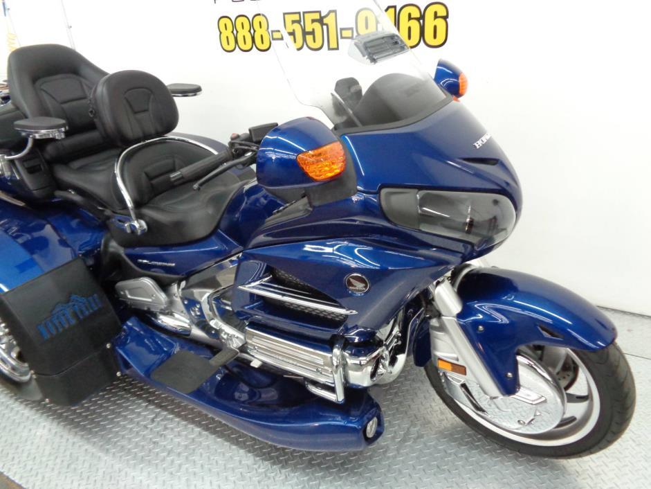 2014  Honda  Gold Wing Trike