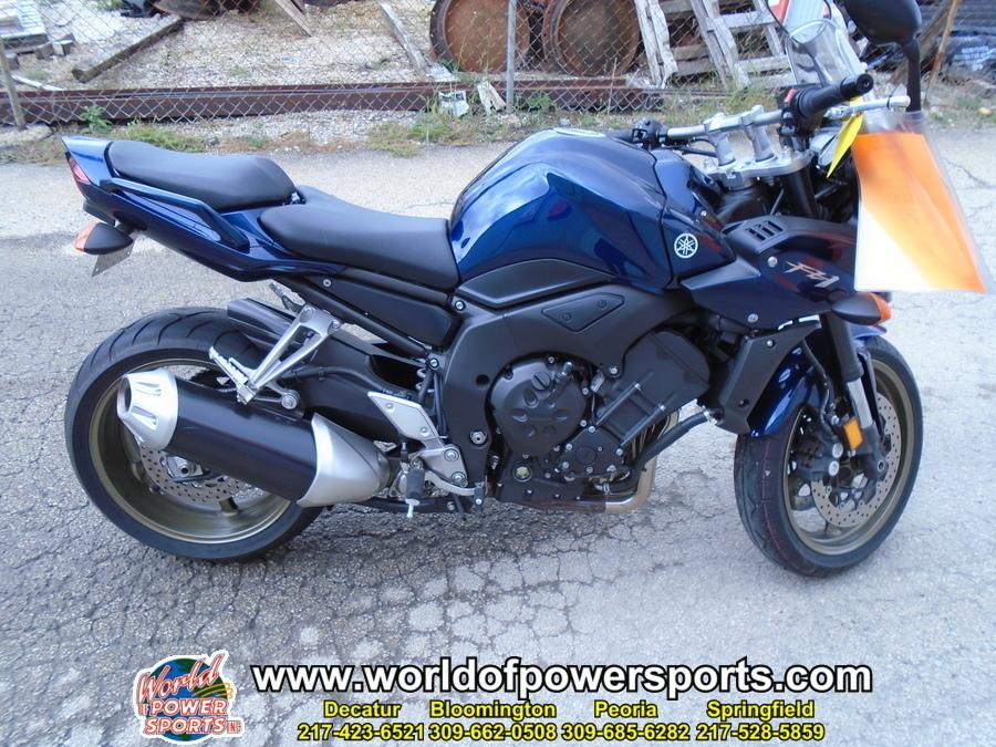 yamaha yamaha fz1 1000 motorcycles for sale. Black Bedroom Furniture Sets. Home Design Ideas