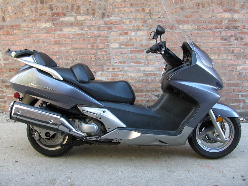Honda Fsc600d Silver Wing Motorcycles for sale