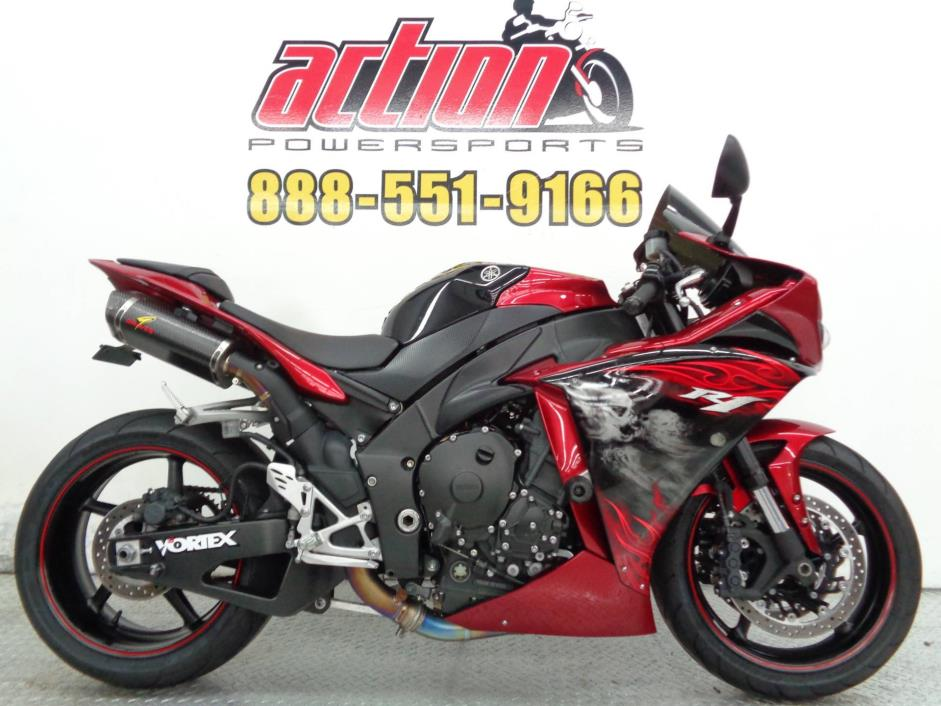 Yamaha yzf r1 motorcycles for sale in tulsa oklahoma for Yamaha motorcycles okc