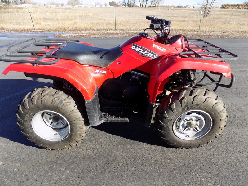 2008 yamaha grizzly vehicles for sale for Yamaha grizzly 450 for sale