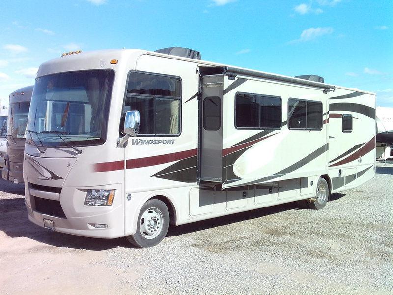 2014 thor windsport 34e rvs for sale for 2014 thor motor coach