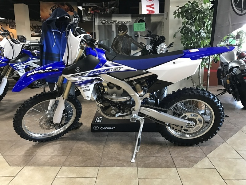 Yamaha yz 250fx motorcycles for sale in oklahoma for Yamaha yz250fx for sale