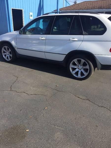 2000 BMW X5 4.4i AWD 4dr SUV