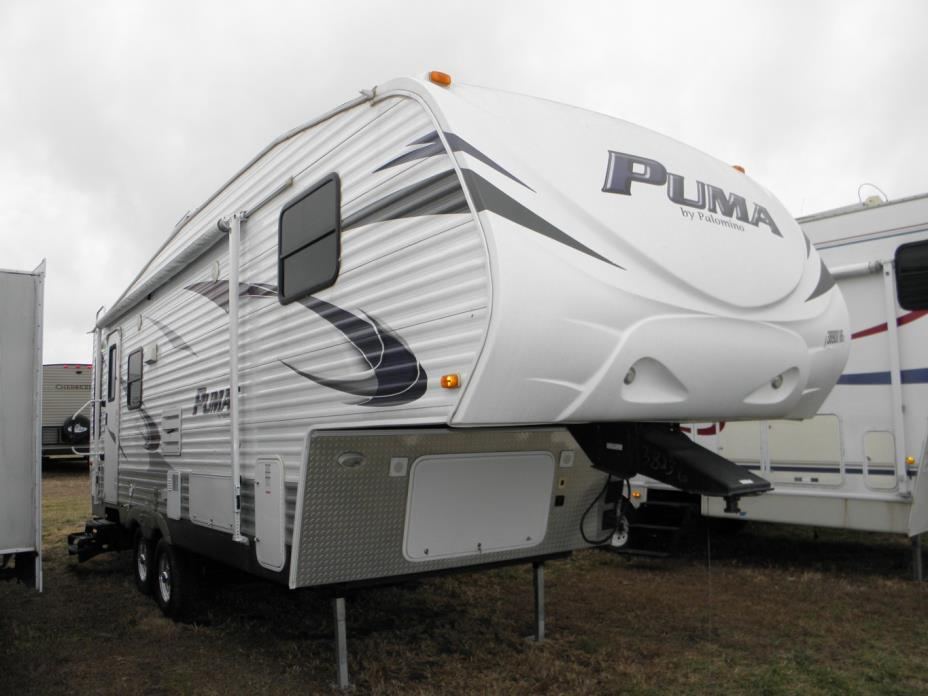 2012 Palomino Palomino Puma 253FBS, 0