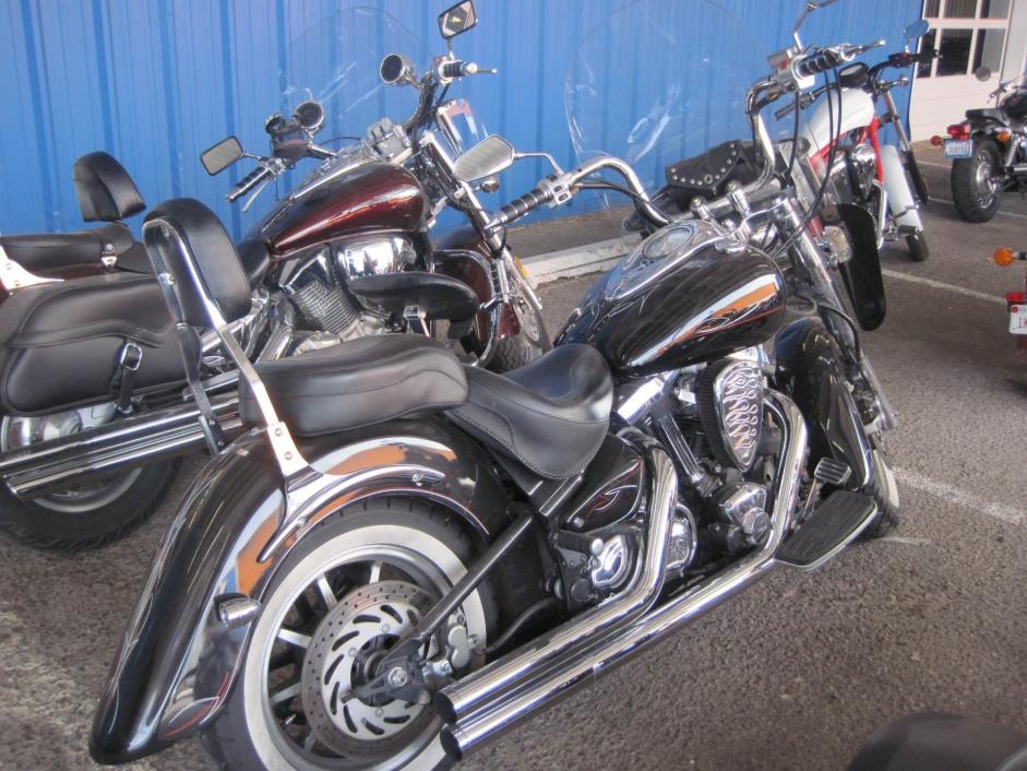 Yamaha road star midnight motorcycles for sale in oklahoma for Yamaha motorcycles okc