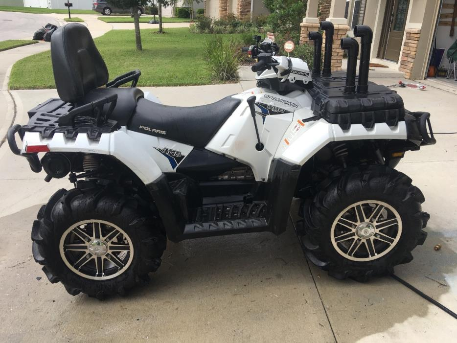 2012 Polaris SPORTSMAN TOURING 850 H.O. EPS