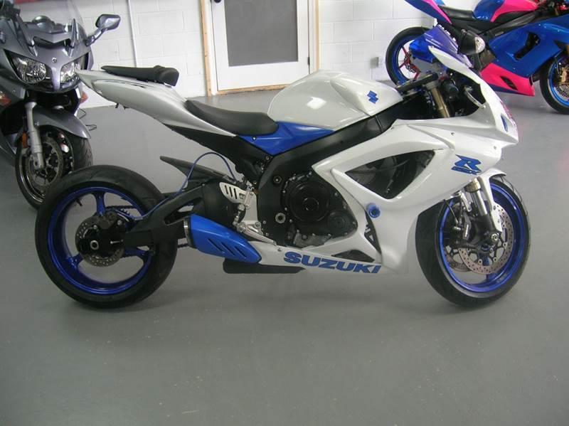 2006 Suzuki GSXR-600