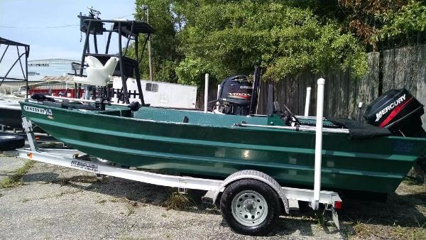 16 Foot Aluminum Fishing Boat Boats for sale