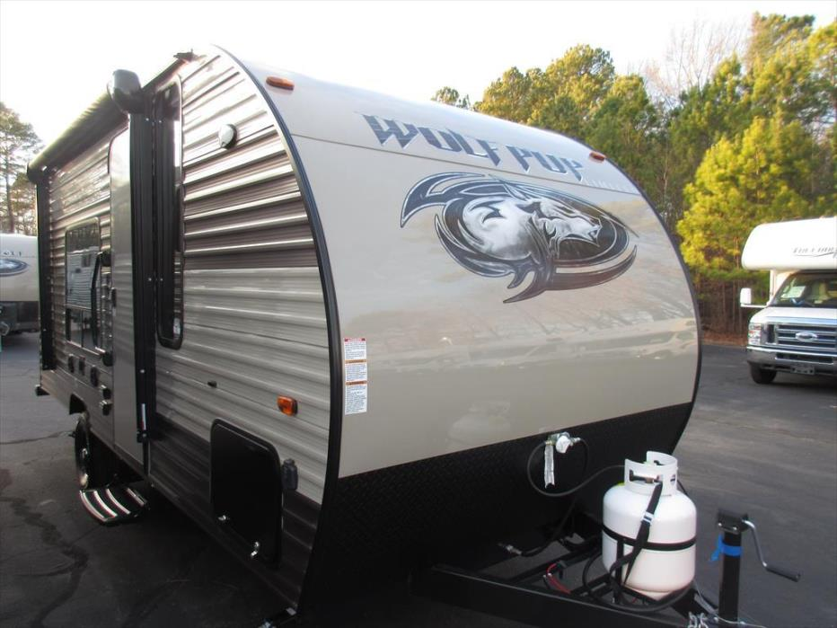 Forest River Wolf Pup 16fq Rvs For Sale