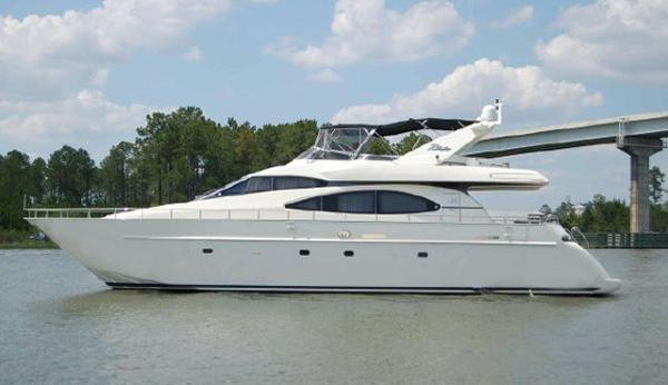 2000 Azimut Sea Jet