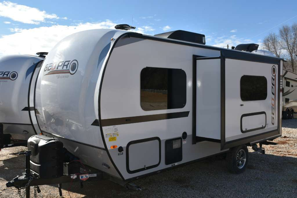 Forest River Rockwood Geo Pro G19fbs RVs for sale