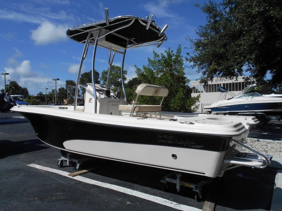 2017 carolina-skiff 21 Sea Skiff