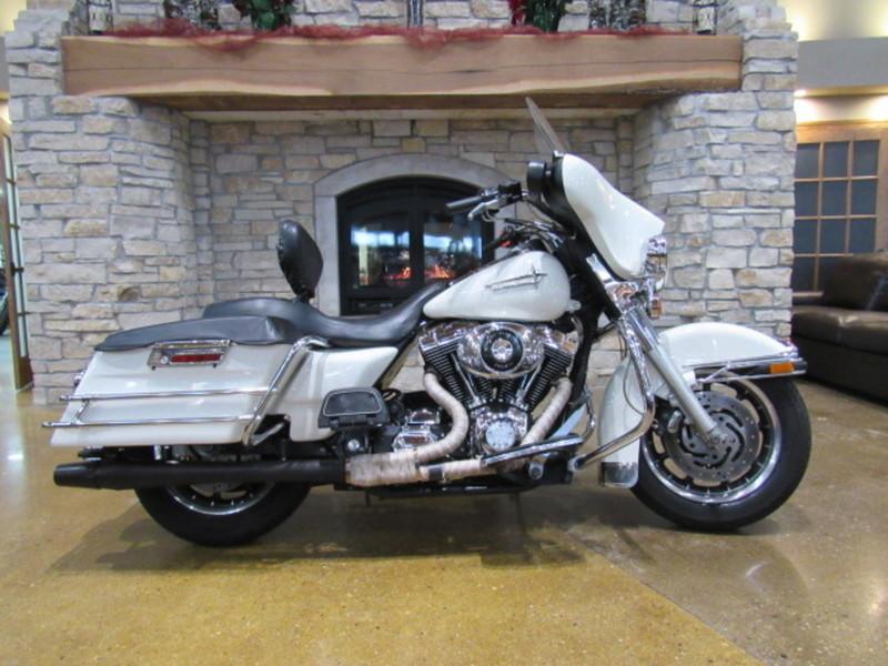 2002 Harley-Davidson Police FLHTP - Police Road King