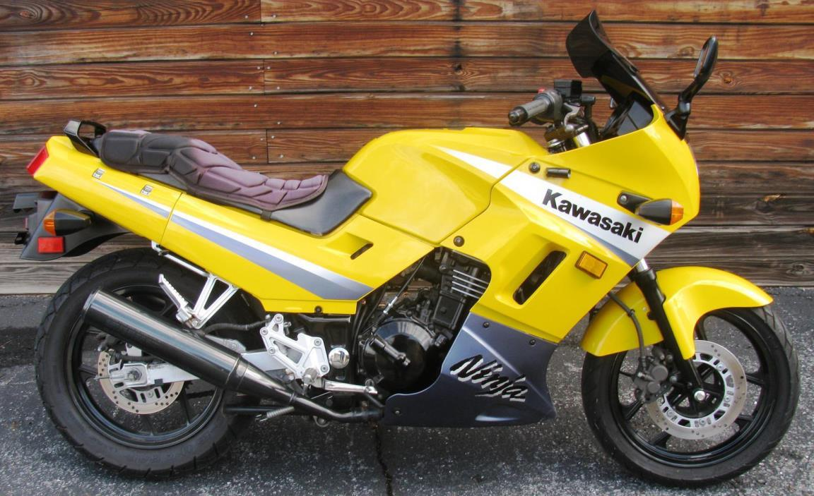 2004 kawasaki 250 ninja motorcycles for sale. Black Bedroom Furniture Sets. Home Design Ideas