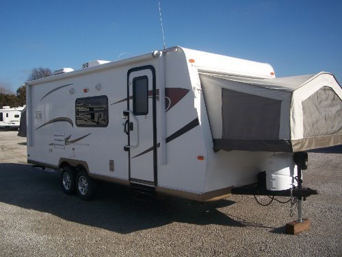 2012 Forest River Rockwood Roo 23SS