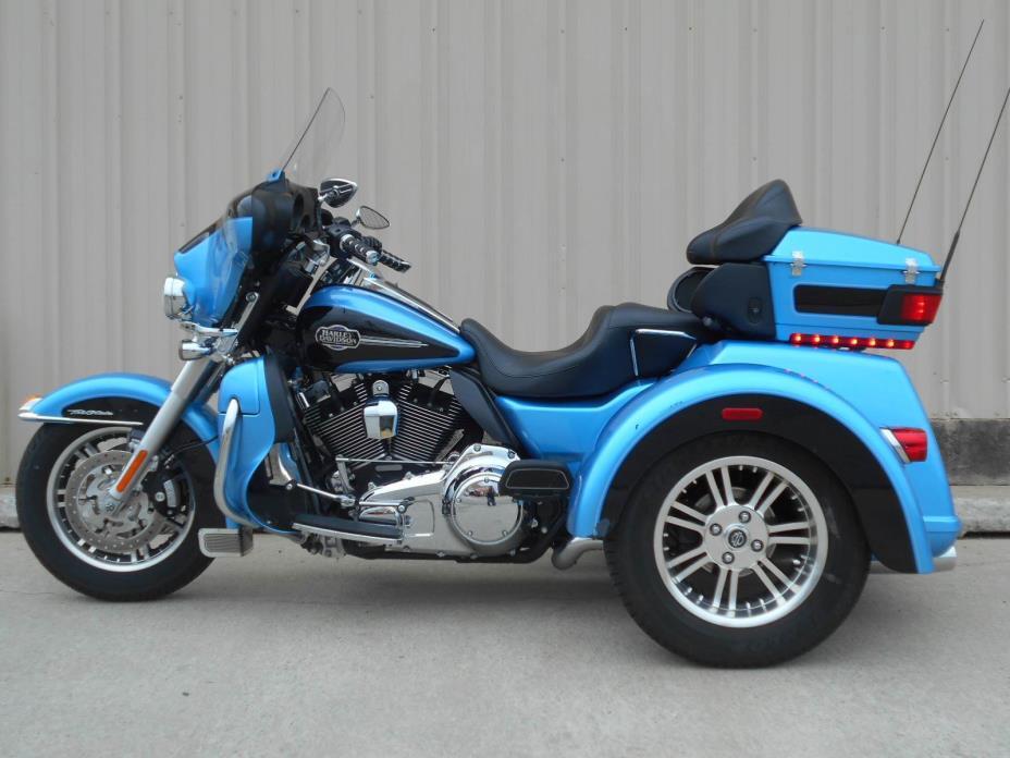2011 Harley-Davidson Tri Glide Ultra Classic